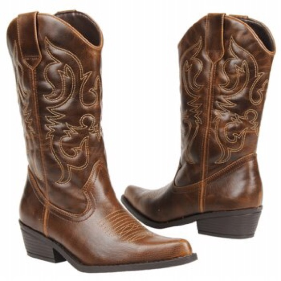 ea3873c0bc0 Steve Madden Cowgirl boots